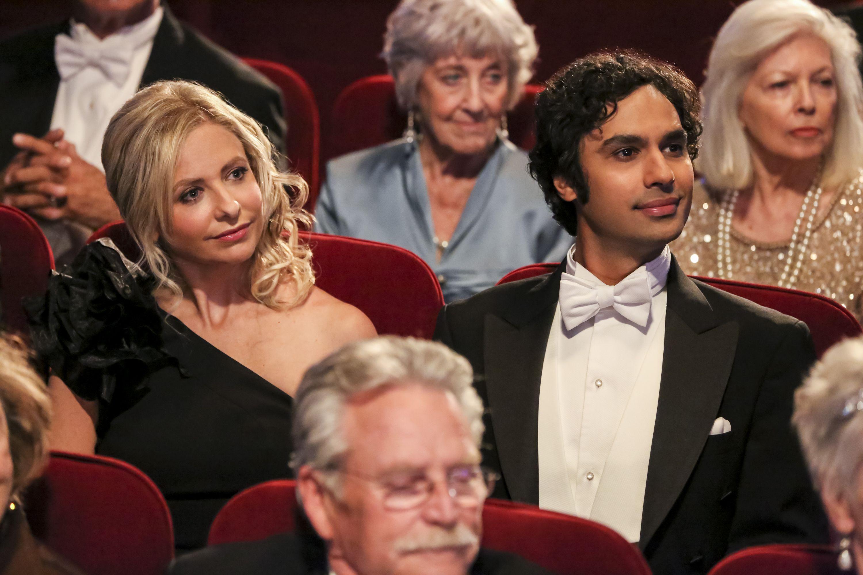 """""""The Big Bang Theory"""" Stills & Screen Captures"""